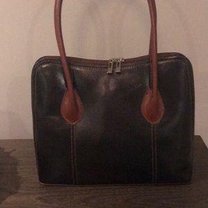 Brand new Italian leather handbag
